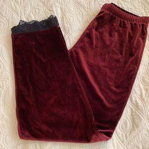 INC Lounge/Pajama Pant EUC